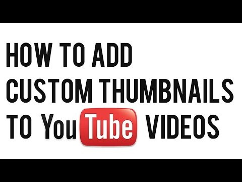 Tourial:How To Add Custom Thumbnails On Youtube Videos Using Iphone/Ipod/Ipad