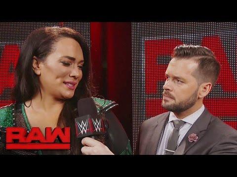 Nia Jax shows no remorse after ambushing Sasha Banks: Raw, Jan. 16, 2017