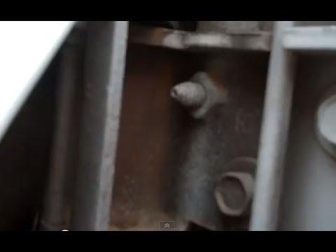 73-87 C10 Door Hinge Repair | Interior Bolt Removal