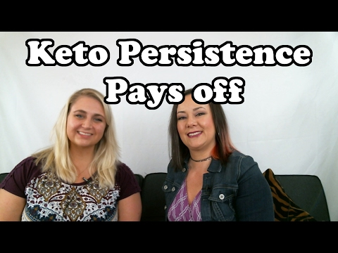 keto Chat Episode 42: Keto Persistence Pays off