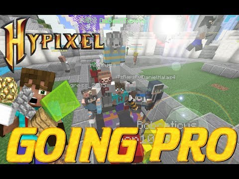 Minecraft   Its Time to Go Pro   Hypixel Build Battle PRO MODE   Bitten off more than I can chew?