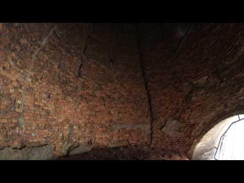 90m Chimney from inside