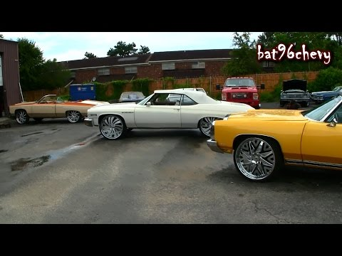 SHOP VISIT: Donk Master @ In & Out Customs in Charleston, SC - 1080p HD