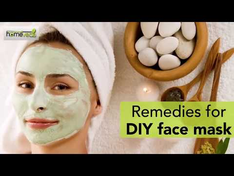 DIY Face Masks| Secret Ingredient: Honey| Homeveda Remedies