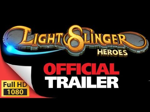 Light Slinger Heroes RPG/bubble shooter hybrid on iOS Android