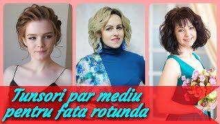 Top 20 Tunsori Par Mediu Pentru Fata Rotunda 2019 Music