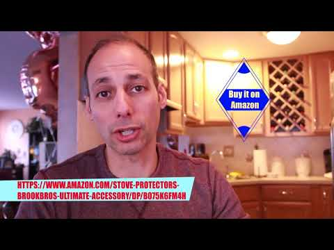 Stove Protector - Best Gas Stove Protector To Keep Your Stove Top Clean