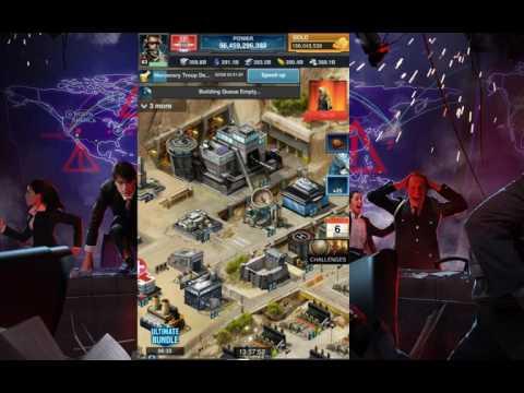 Mobile Strike ZEROING 50 BILLION POWER PLAYER PART 4 - SvS 12/4/16