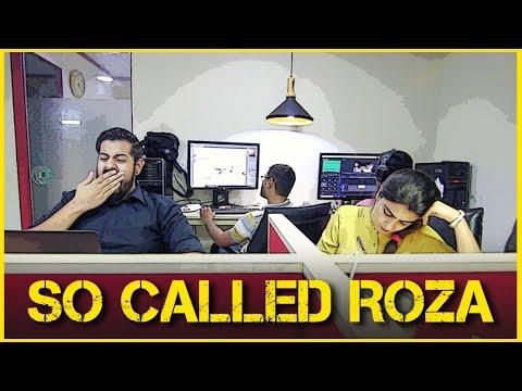 So Called Roza | Bekaar Films | Ramadan