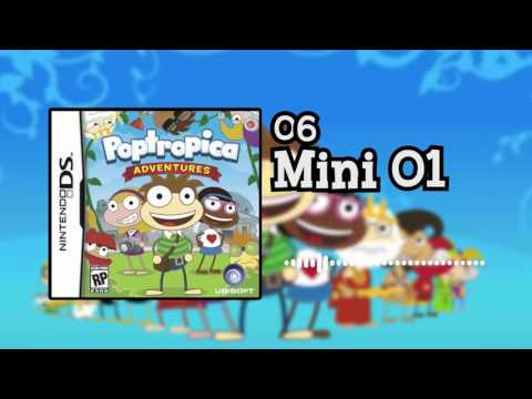 Poptropica Adventures for the DS -- Full Soundtrack