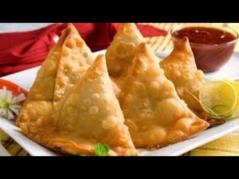 How to Cook Aloo Samosa in Telugu    Alu Samosa Recipe     How to Make Aloo Samosa   Women's Special