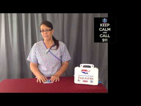 How to use an instant cold pack for First Aid