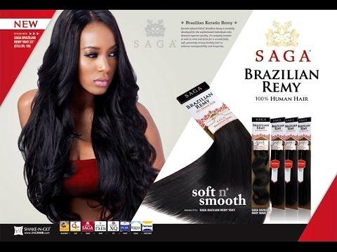 Saga Brazilian Remy Hair Review