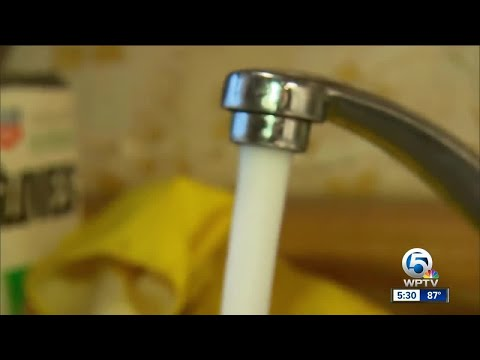 How clean is your drinking water?