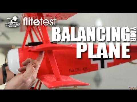 Flite Test - Balancing Your Plane - FLITE TIP