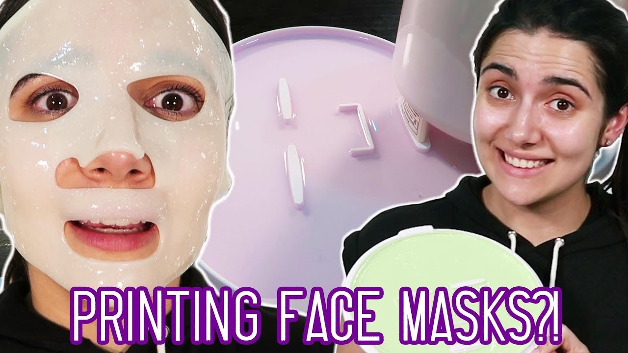 3D-Printing My Own Custom Face Masks