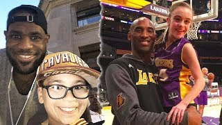 NBA Players Meeting Their Biggest Fans (Emotional)