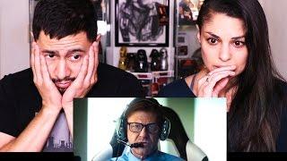 DRONE | Sean Bean | Reaction & Discussion w/ Tania Verafield!