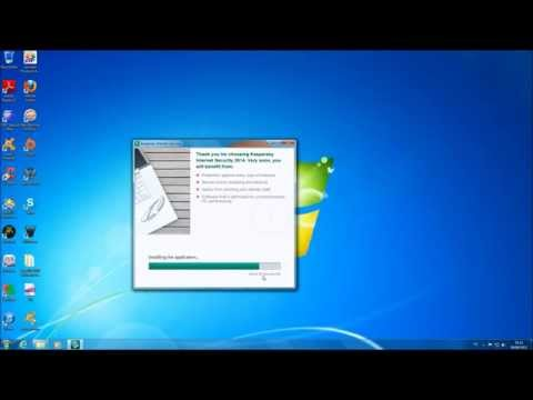 Kaspersky Internet Security 2014 - 1 year license key for Free