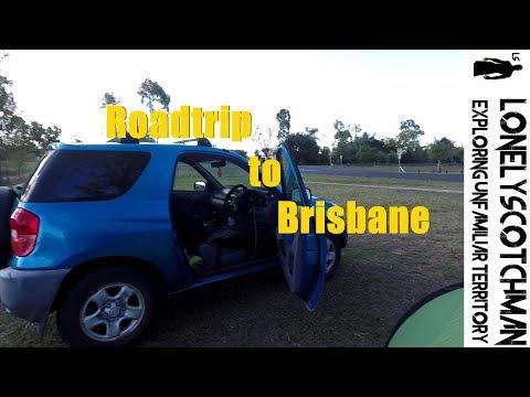 Road Trip to Brisbane