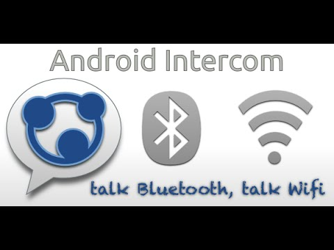 The Intercom app that turns your smartphone into the Bluetooth radio set