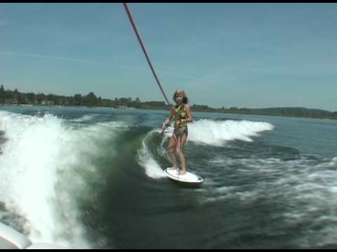 WAKESURF HOW TO GET UP
