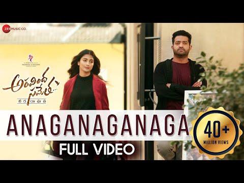 Xxx Mp4 Anaganaganaga Full Video Aravindha Sametha Jr NTR Pooja Hegde Thaman S 3gp Sex