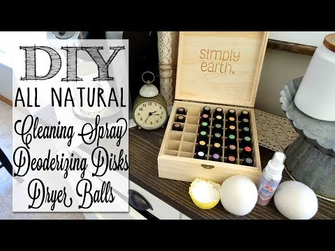 DIY Natural Cleaning & Household Supplies | Simply Earth
