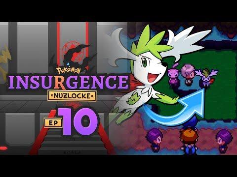 HE GET'S A WHAT!? | Pokemon Insurgence Nuzlocke Part 10