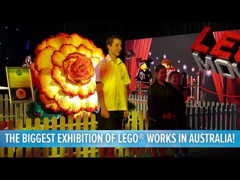 Brickman Experience heads to the Gold Coast
