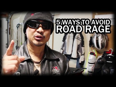 5 Ways to Avoid Road Rage on a Motorcycle