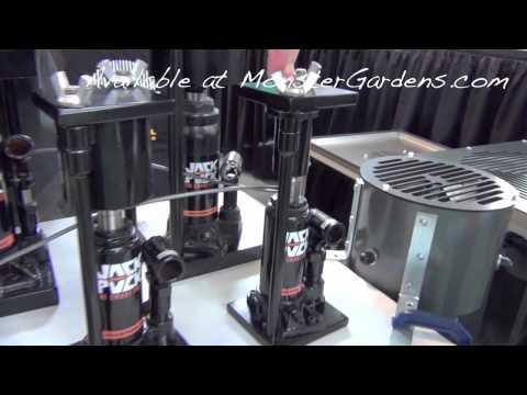 Jack Puck Press TrimPro - 2 Ton 8 Ton Press Best Square Round Puck Pressing Machine by Trim Pro
