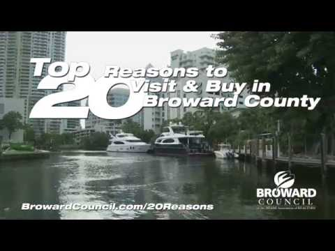 Top 20 Reasons to Visit & Buy in Broward