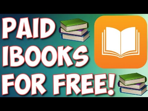 How to Download Paid IBooks For Free!