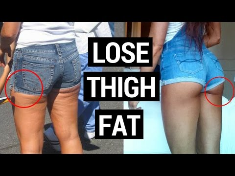 Fix Your CELLULITE | High Intensity Workout to Lose Thigh Fat | Abby Pollock