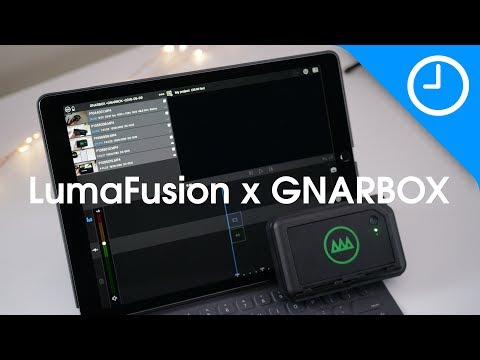Hands-on: LumaFusion 1.6 adds GNARBOX support [9to5Mac]