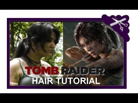 Tomb Raider 2013 Hair Tutorial (How i did mine)