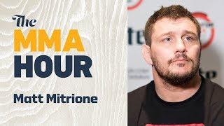 Matt Mitrione Wants To Run Back Sergei Kharitonov Fight, But Wouldn't Mind Fighting Cheick Kongo