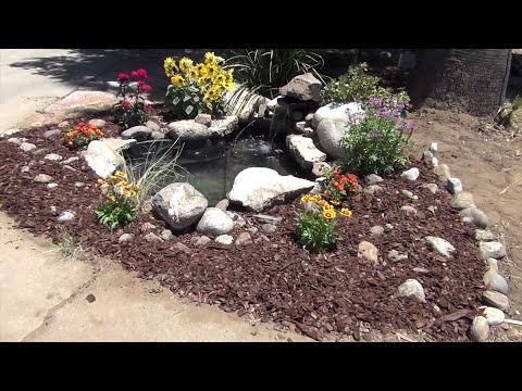 DIY: Small Pond Install
