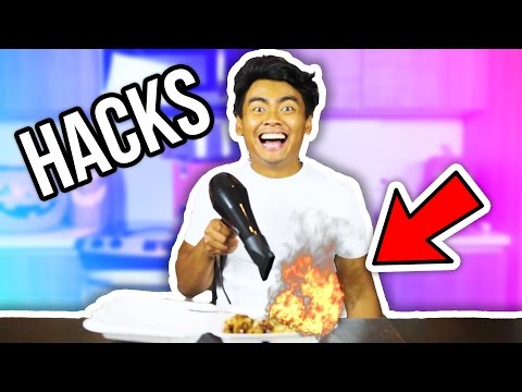 COLLEGE HACKS THAT ACTUALLY WORK!