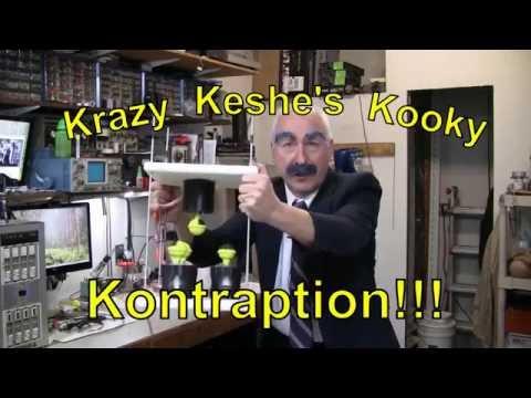#441 It's Krazy Keshe's Kooky Kontraption!
