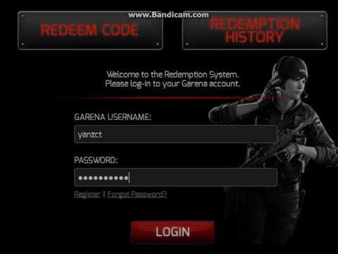redeem code garena tergila :v - PakVim | Fastest HD Video