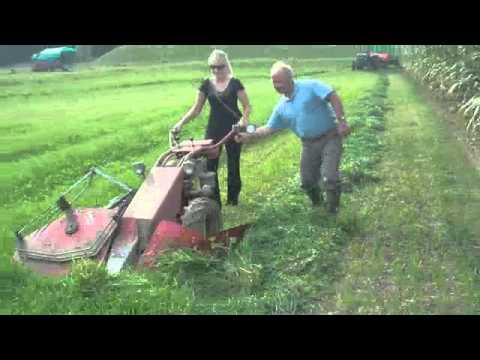 Making Hay the Swiss Way