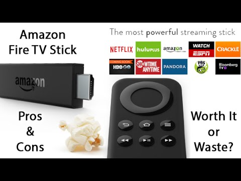 Is the Amazon Fire TV Stick is BETTER than Chromecast?​​​ | H2TechVideos​​​