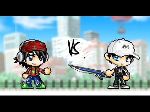 My First Maplestory animation on Flash