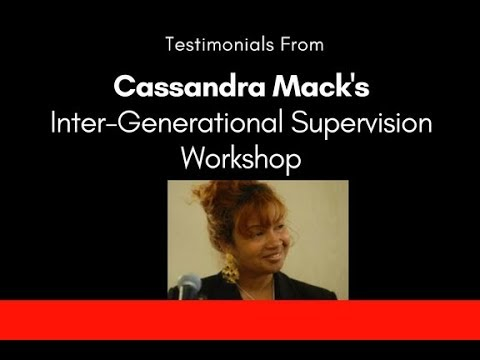 Testimonials From Cassandra Mack's Workshop On Managing Multiple Generations At Work