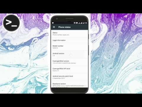 Terminal Commands Android Nougat 7.0/7.1