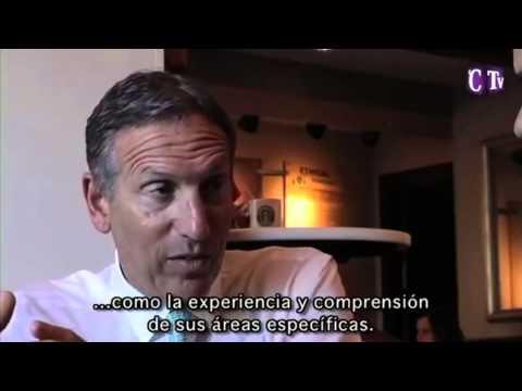 Coffee Interview - Teamwork:  Howard Schultz