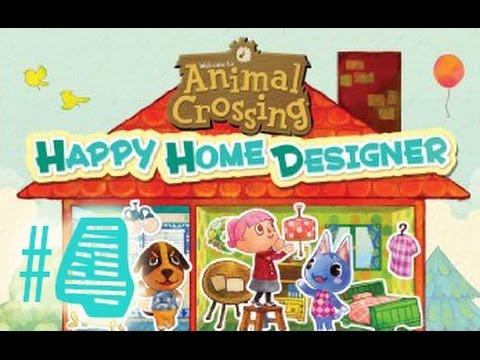 ►Happy Home Designer►ANIMAL CROSSING ► PART 4