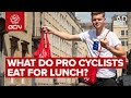 What Do Tour De France Riders Eat For Lunch How Pro Cyclists Fuel For Bike Races
